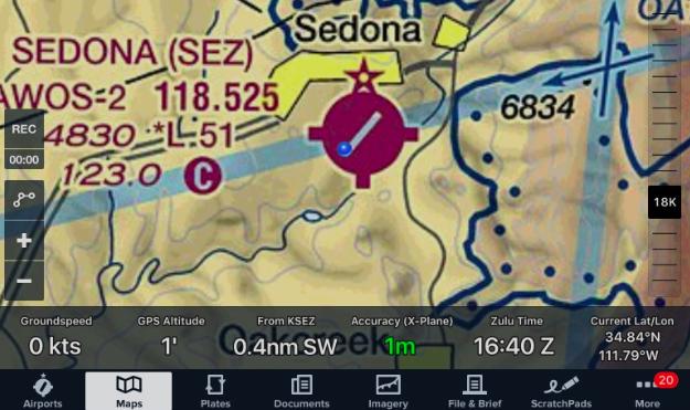 How do I connect to the X-Plane flight simulator